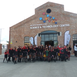 VWSA funded the exhibits in the Science and Technology Centre.