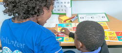 The Volkswagen Community Trust Legacy Literacy Programme